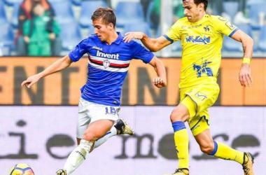 Juventus, accordo con la Sampdoria per Praet | Twitter Dennis Praet