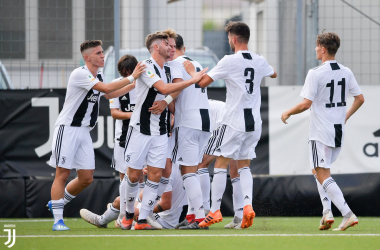 source photo: twitter Juventus Youth