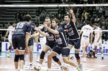 Volley M - Guidano la Superlega Perugia e Modena, inatteso tonfo della Lube a Latina   Twitter Volley Latina