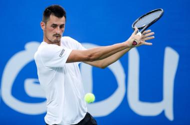 ATP Chengdu: l'Italia sorride a metà. Fuori Berrettini, avanza Fognini