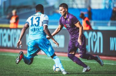 source photo: twitter ACF Fiorentina