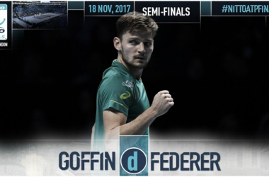 ATP Finals - Goffin sorprende Federer, è finale