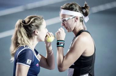 Cornet y Shvedova, campeonas en Hong Kong