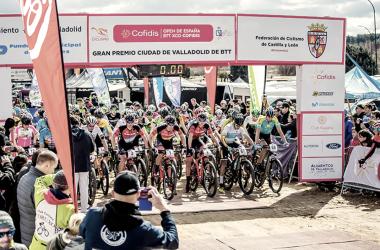 Pablo Rodríguez y Alba García vencen en Valladolid