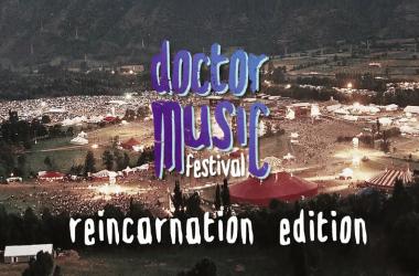 Fotografía promocional de la nueva edición del festival (Doctor Music Festival)