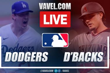 Highlights and Runs: Los Angeles Dodgers 9-3 Arizona D'Backs in MLB 2021