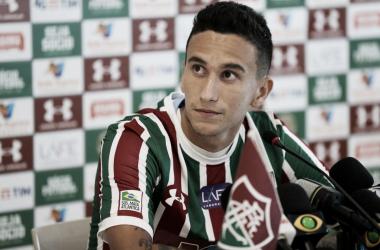Foto: Lucas Merçon/Fluminense