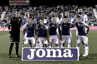La falta de gol es la asignatura pendiente del CD Leganés