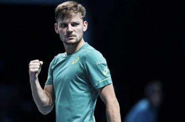 ATP Finals, Nadal resiste due set: la spunta Goffin