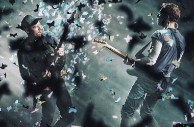 <div>Coldplay en concierto (Brasil) | Fuente: Cuenta Oficial de Coldplay en Instagram<br></div>