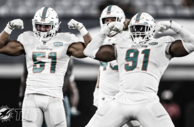 Defesa se sobressai, Dolphins batem Jaguars e garantem primeira vitória na temporada