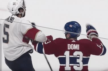 Esta acción puede salirle cara a los Canadiens Foto Sportsnet /Youtube
