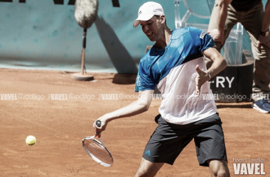 ATP Amburgo, i risultati: fuori Mayer, a Chardy il derby di Francia. Oggi Thiem e Fognini