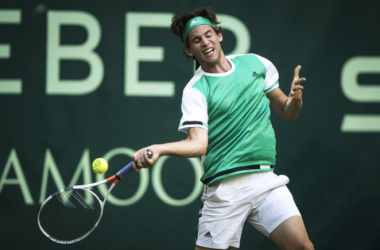 ATP Antalya - Il programma di martedì, in campo Seppi e Thiem -Source: Lars Baron/Bongarts