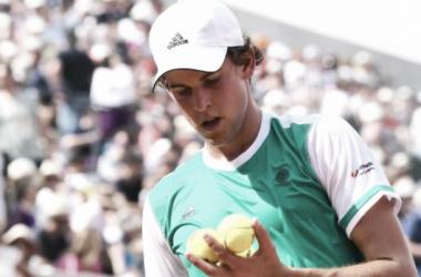 ATP Antalya - Thiem ko, clamoroso successo di Ramanathan