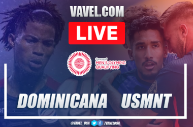 Goals and Highlights Dominican 0-4 USA, 2021 Olympic Soccer