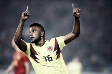 Colombia ganó, gustó y goleó a una China deslucida