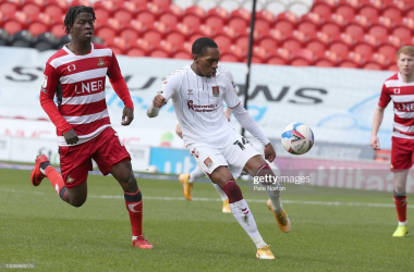 Doncaster Rovers 0-0 Northampton Town: Cobblers climb out drop zone