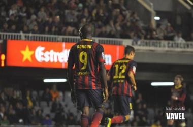 """Dongou: """"Cuando subes con el primer equipo tienes el sueño de poder marcar un gol"""""""