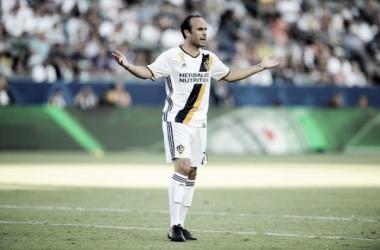 LA Galaxy score four unanswered goals to win 4-2 over Orlando City SC