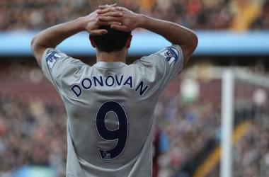 Landon Donovan brought pace to Everton's wing