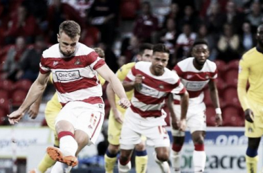 Doncaster Rovers 1-1 Leeds United: Wellens scores winning penalty as Doncaster march on