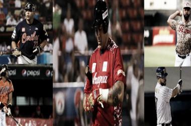 5 peloteros fueron sancionados por la LVBP / Foto: Vavel Venezuela.