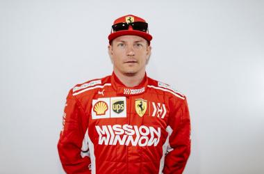 """Formula 1 - Raikkonen: """"Possiamo essere competitivi, speriamo non piova"""""""