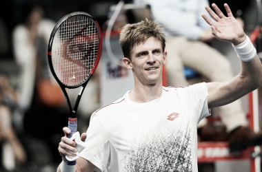 Anderson busca disputar por primera vez el ATP World Tour Finals. | Foto: Prensa ATP.