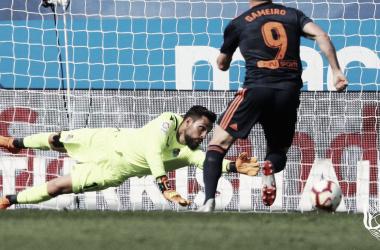 Los valencianistas sumaron su primer triunfo / Foto: Real Sociedad