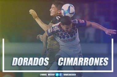 Dorados vs Cimarrones: cómo dónde ver EN VIVO, canal y horario TV