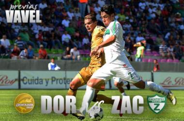 Previa Dorados - Zacatepec: Por un buen debut en casa