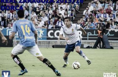 Real Zaragoza 2015/16: Albert Dorca