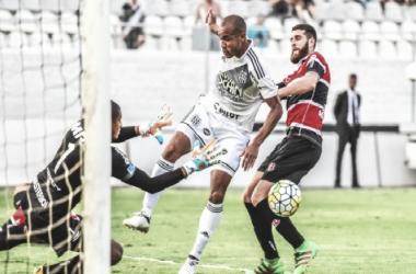 Treinador do Mais Querido reconhece erros do time diante da Ponte Preta (Foto: Ponte Press/Fábio Leoni)