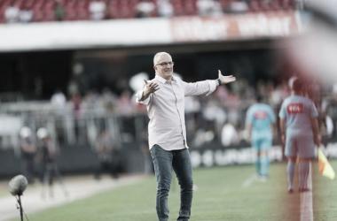 """Dorival destaca importância de triunfo são-paulino: """"Equipe precisava desse resultado"""""""