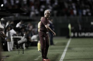 Dorival destaca desempenho da equipe e presença da torcida em virada do São Paulo no Pacaembu