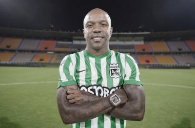 Dorlan regresa al Atlético Nacional