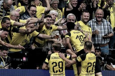 El Dortmund domó al ''Toro''