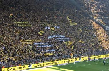 Borussia Dortmund 1-2 Mainz, official BVB twitter