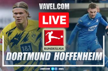 Goals and Highlights: Borussia Dortmund 3-2 Hoffenheim in Bundesliga