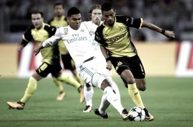 Nueva derrota europea para el Dortmund y nueva polémica arbitral.