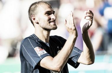 Bas Dost spielte vier Jahre lang beim VfL. | Quelle: vfl-wolfsburg.de