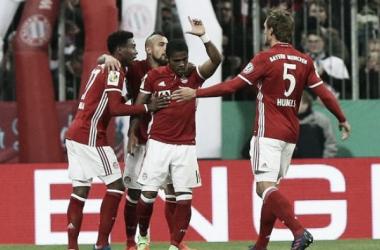 Decisivo Douglas Costa per il Bayern, www.it.eurosport.com