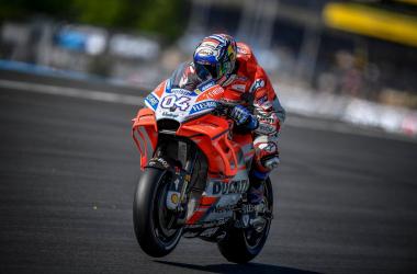 """MotoGp, Le Mans - Dovizioso deluso: """"Non ho rischiato abbastanza nel giro buono"""""""