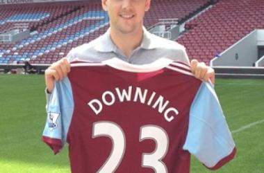 Downing signe à West Ham