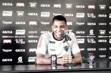 Foto/Divulgação: Atlético Mineiro