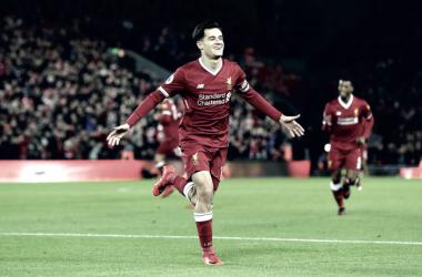 Fonte foto: Twitter Liverpool