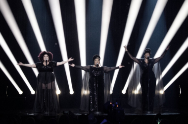 """The Mamas: Las coristas suecas que volverán a Eurovisión como grupo con """"Move"""""""
