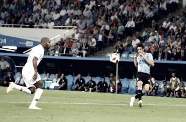 Fonte foto: Twitter Uruguay