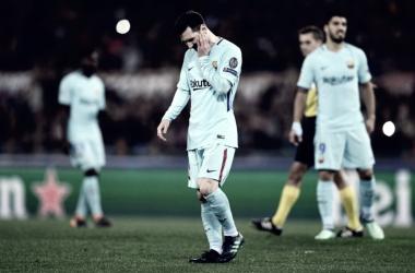 Il Barcellona e la Messi-dipendenza in Europa
